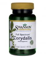 SWANSON Full Spectrum Corydalis (Kokorycz) - 60 kaps. - Apteka internetowa Melissa