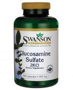 SWANSON Glukozamina 500 mg - 250 kaps. - Apteka internetowa Melissa