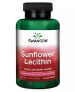 SWANSON Lecytyna słonecznikowa 1200 mg - 90 kaps. - Apteka internetowa Melissa