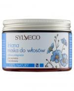 SYLVECO Maska lniana do włosów - 150 ml - Apteka internetowa Melissa