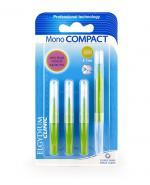 ELGYDIUM Clinic Mono Compact szczoteczki międzyzębowe zielone 8 - 7mm- 1 szt. - Apteka internetowa Melissa