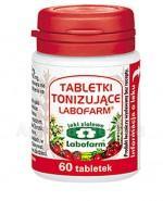 LABOFARM Tabletki tonizujące - 60 tabl.