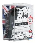 TANGLE TEEZER COMPACT STYLER Szczotka do włosów Hello Kitty czarno-biała - 1 szt. - Apteka internetowa Melissa