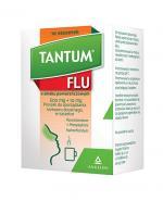 TANTUM FLU Smak pomarańczowy - 10 sasz. - Apteka internetowa Melissa
