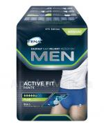 TENA MEN ACTIVE FIT PANTS PLUS Majtki chłonne L - 8 szt. - Apteka internetowa Melissa