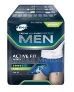 TENA MEN ACTIVE FIT PANTS PLUS Majtki chłonne M - 9 szt. - Apteka internetowa Melissa