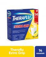THERAFLU EXTRA GRIP Lek na objawy przeziębienia i grypy - 14 sasz.