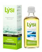 LYSI Tran Islandzki smak cytrynowo-miętowy - 240 ml Data ważności: 2018.10.30 - Apteka internetowa Melissa