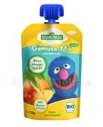 ULICA SEZAMKOWA Bio mus owocowo-warzywny gruszka mango szpinak - 100 g - Apteka internetowa Melissa