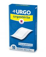 URGO URGOSTERILE 5,3 cm x 8 cm - 10 szt. - Apteka internetowa Melissa