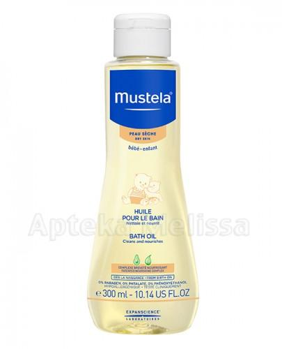 MUSTELA BEBE ENFANT Olejek do kąpieli - 300 ml