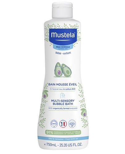 MUSTELA BEBE ENFANT Płyn bąbelkowa kąpiel - 750 ml - Apteka internetowa Melissa