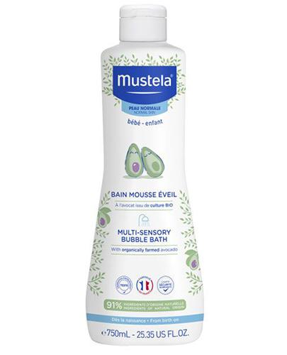 MUSTELA BEBE ENFANT Płyn bąbelkowa kąpiel - 750 ml