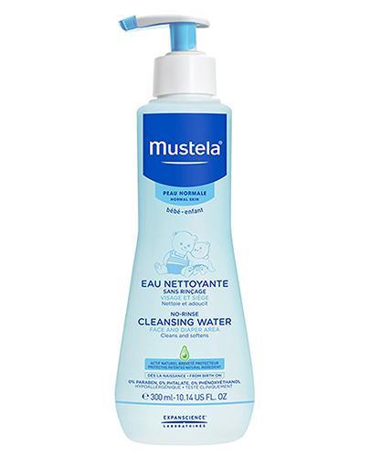 MUSTELA BEBE ENFANT Woda oczyszczająca - 300 ml