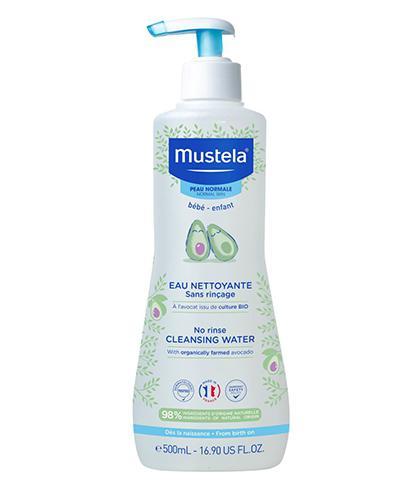 MUSTELA BEBE ENFANT Woda oczyszczająca - 500 ml