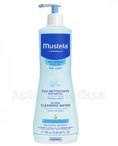 MUSTELA BEBE ENFANT Woda oczyszczająca - 750 ml