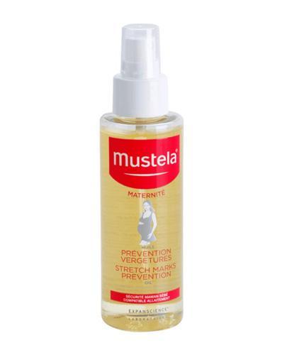 MUSTELA MATERNITE Olejek przeciw rozstępom - 105 ml
