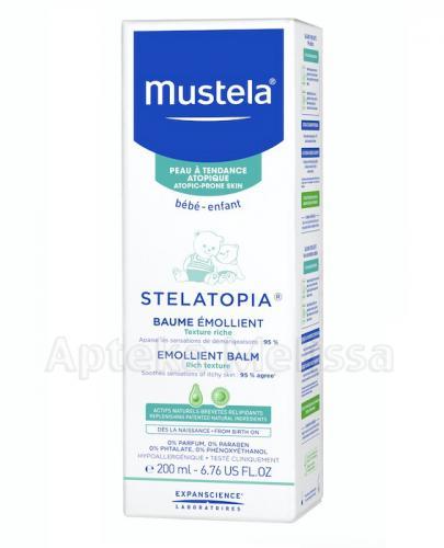 MUSTELA STELATOPIA Balsam emolient - 200 ml