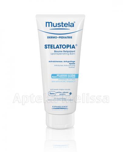 MUSTELA STELATOPIA Balsam intensywnie natłuszczający - 200 ml - Drogeria Melissa