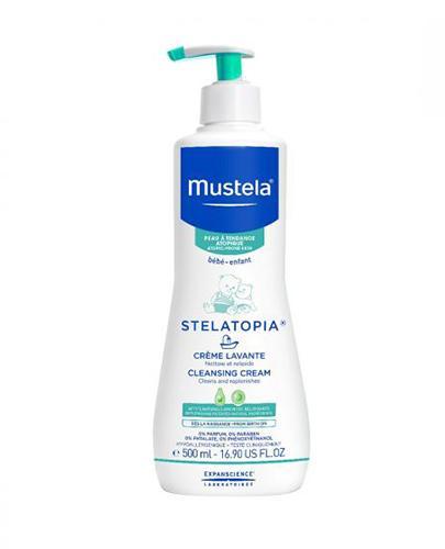 MUSTELA STELATOPIA Krem myjący - 500 ml
