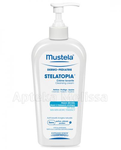 Mustela Stelatopia Krem myjący do skóry suchej i atopowej - Apteka internetowa Melissa