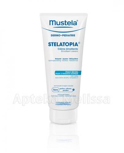 Mustela Stelatopia Krem natłuszczająco-nawilżający - Apteka internetowa Melissa