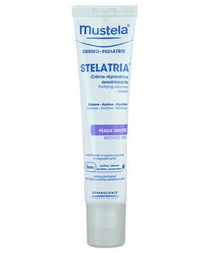 MUSTELA STELATRIA Krem regeneracyjny do skóry suchej i podrażnionej - 40 ml - Drogeria Melissa