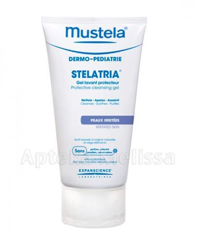 Mustela Stelatria Ochronny żel do mycia podrażnionej skóry - Apteka internetowa Melissa
