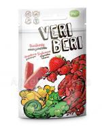 VERI BERI Paski żelowe o smaku truskawkowym - 50 g - Apteka internetowa Melissa