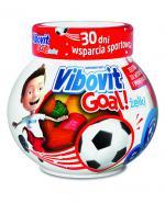VIBOVIT GOAL Żelki o smaku owocowym - 50 szt. - Apteka internetowa Melissa