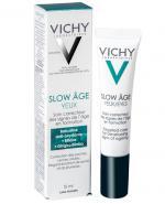 VICHY SLOW AGE Krem pod oczy przeciwko oznakom starzenia - 15 ml - Apteka internetowa Melissa