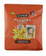 BIOBIM Chrupki ekologiczne kukurydziane z marchewką - 25 g  - Apteka internetowa Melissa