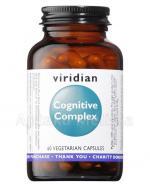 VIRIDIAN Cognitive Complex - 60 kaps. - Apteka internetowa Melissa