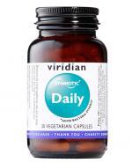 VIRIDIAN Daily synbiotic - 30 kaps. - Apteka internetowa Melissa