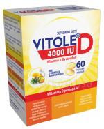 VITOLE D 4000 IU Witamina D dla dorosłych - 60 kaps. - Apteka internetowa Melissa