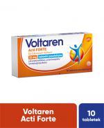 VOLTAREN ACTI FORTE Tabletki powlekane 0,025 g - 10 tabl. - Apteka internetowa Melissa