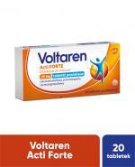 VOLTAREN ACTI FORTE Tabletki powlekane 0,025 g - 20 tabl. - Apteka internetowa Melissa