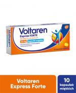 VOLTAREN EXPRESS FORTE 25 mg - 10 kaps. - Apteka internetowa Melissa