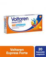 VOLTAREN EXPRESS FORTE 25 mg - 20 kaps. - Apteka internetowa Melissa
