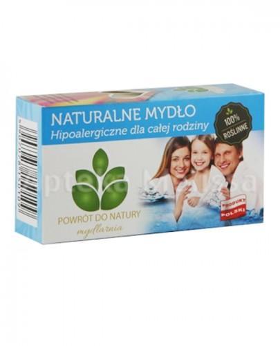 MYDLARNIA Naturalne mydło hipoalergiczne dla całej rodziny - 100 g - Apteka internetowa Melissa