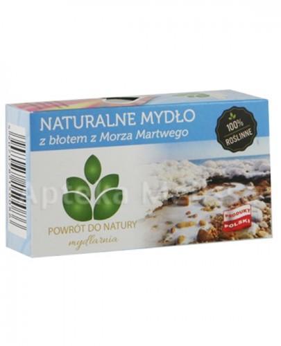 MYDLARNIA Naturalne mydło z błotem z Morza Martwego - 100 g  - Apteka internetowa Melissa