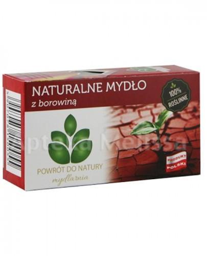 MYDLARNIA Naturalne mydło z borowiną - 100 g  - Apteka internetowa Melissa