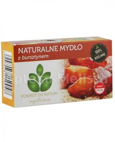 MYDLARNIA Naturalne mydło z bursztynem - 100 g  - Apteka internetowa Melissa