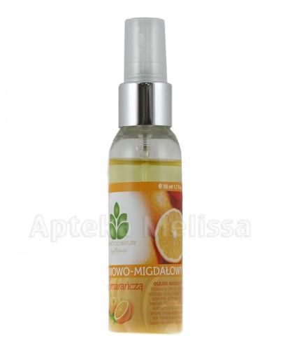 MYDLARNIA Olejek arganowo-migdałowy z pomarańczą - 50 ml - Apteka internetowa Melissa