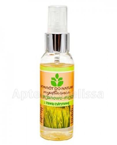 MYDLARNIA Olejek arganowo-migdałowy z trawą cytrynową  - 50 ml - Apteka internetowa Melissa