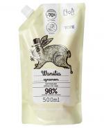 YOPE Wanilia & Cynamon Mydło w płynie, zapas - 500 ml - Apteka internetowa Melissa