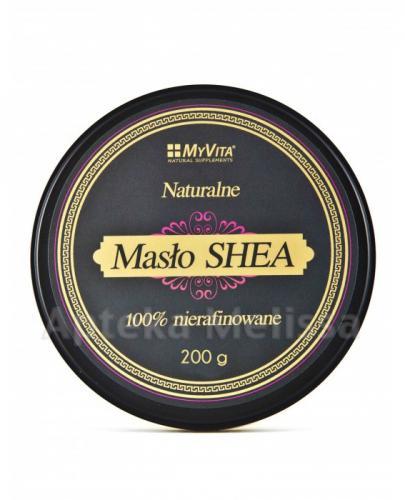 MYVITA Masło Shea 100% nierafinowane - 200 g