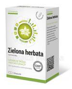 EKOVITAL Zielona herbata naturalne źródło przeciwutleniaczy - 30 kaps. - Apteka internetowa Melissa