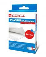 ZYSKAJ ZDROWIE Plaster włókninowy z opatrunkiem 1m x 8 cm - 1 szt. - Apteka internetowa Melissa