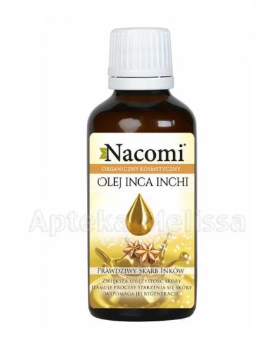 NACOMI Olej Inca Inchi ECO - 30 ml - Apteka internetowa Melissa